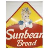VIEW2 CLOSE UP SUNBEAM BREAD SIGN