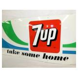 VIEW 2 EMB. 7UP SIGN