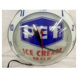 VIEW 2 CLOSE UP PET ICE CREAM DOUBLE BUBBLE