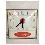15IN. DR. PEPPER PAM CLOCK