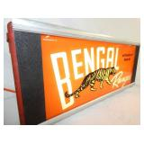 VIEW 2 LEFTSIDE BENGAL LIGHTED SIGH