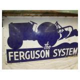 VIEW 3 CLOSE UP PORC. FERGUSON SYSTEM SIGN
