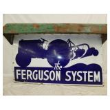 VIEW 4 OTHERSIDE RARE HOODED FERGUSON SIGN