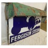VIEW 7 CLOSE UP FERGUSON SYSTEM PORC. SIGN