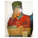 VIEW 2 CLOSEUP DIE CUT COFFEE FLANGE
