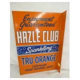 14X20 HAZLE CLUB TRU ORANGE FLANGE