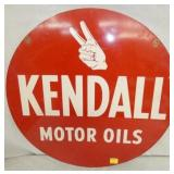 VIEW 2 OTHERSIDE KENDALL MOTOR OILS