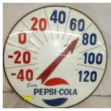 18IN PEPSI COLA THERM.