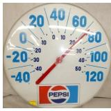 18IN PEPSI THERM.