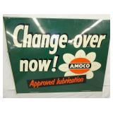 VIEW 2 OTHERSIDE AMOCO SIGN