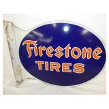 21X16 PORC. FIRESTONE TIRE FLANGE