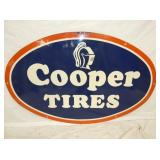 46X30 COOPER TIRES SIGN