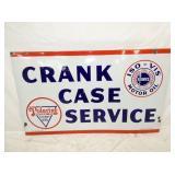 60X36 PORC. POLARINE CRANK CASE SIGN