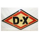 71X39 PORC. DX SIGN