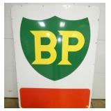 45X60 PORC. BP BADGE SIGN