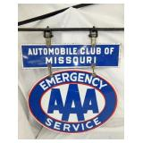 VIEW 3 CLOSE UP MISSOURI AAA EMERGENCY SERVICE