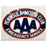 VIEW 2 OTHERSIDE AAA PENINSULA MOTOR CLUB