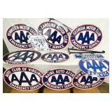 COLLECTION PORC. AAA SIGNS