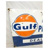 VIEW 2 LEFTSIDE PORC. GULF MARINE SIGN