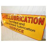 VIEW 3 96X36 SHELL SERVICE SIGN