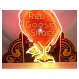 VIEW 3 CLOSEUP BOTTOM RED GOOSE NEON