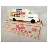 VIEW 2 OTHERSIDE MARX PEPSI COLA TRUCK W
