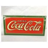 5X9 DRINK COCA COLA SIGN