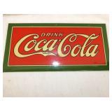 VIEW 2 CLOSEUP 5X9 COKE SIGN
