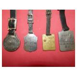 VIEW 3 BACKSIDE COCA COLA WATCH FOBS