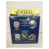 13X17 EVRSEAL GAS TANK/RADIATION CAP DISPLAY