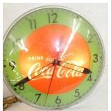 15IN DRINK COCA COLA CLOCK