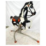 CHILDS EARLY BLAZE HORSE