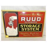 19X13 RUUD STORAGE SYSTEM SIGN