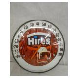 12IN HIRES ROOT BEER THERM.