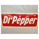 30X12 1951 DR. PEPPER BUBBLE SIGN