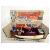 15X10 HARBOR LAUNCH BOAT W/ BOX