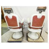 VIEW 6 BACKVIEW MATCHING PORC. CHAIRS