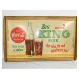 24X37 COKE BIG KING SIZE BAG RACK