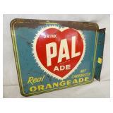 17X15 1949 PAL ADE FLANGE SIGN