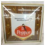 15IN DR. PEPPER 10-2-4 CLOCK