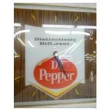 VIEW 2 CLOSEUP DR. PEPPER ADV. CLOCK