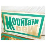 VIEW 2 58X34 EMB. Mountain Dew