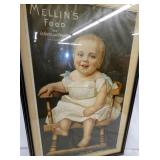 VEIW 3 20X31 MELLINS INFANT FOOD ADV.