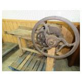 VIEW 4 OTHERSIDE EARLY 1890 STALK CUTTER