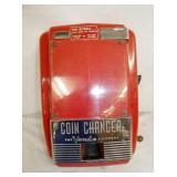 VENDO MOD. C10-25 COIN CHANGER