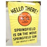 VIEW 2 SPRINGFIELD SUN SIGN