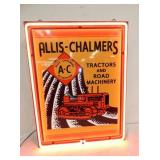 21X27 ALLIS CHALMERS NEON SIGN