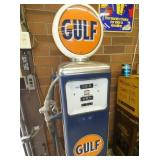 VIEW 2 CLOSE UP TOP GULF PUMP