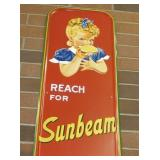 VIEW 2 TOP SUNBEAM BREAD SIGN