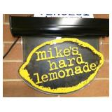 MIKES HARD LEMONADE LIGHTED SIGN